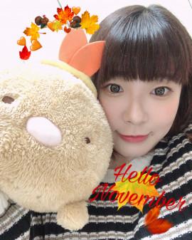 ちえみちゃんの2020/11/7 (土) 18:43のブログ